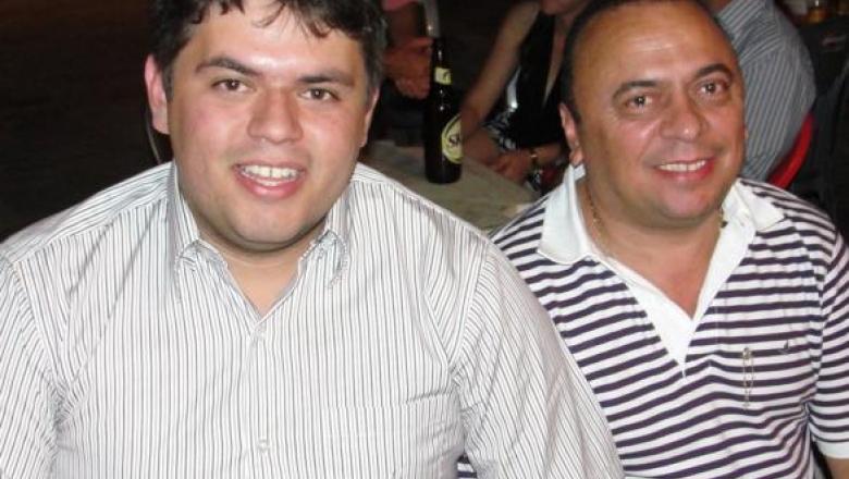 Emedebistas em Cajazeiras: ex-prefeito Carlos Rafael fica com Lucélio e Adjamilton Pereira resolve seguir com Maranhão - Por Gilberto Lira