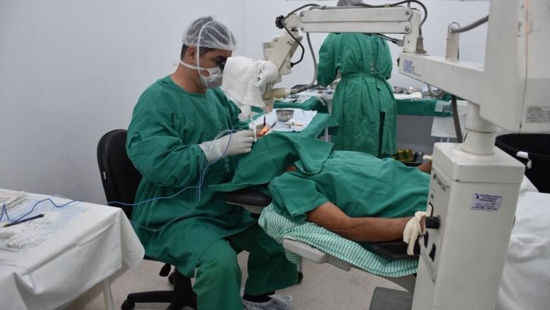 Prefeitura de São José de Piranhas promove a partir desta quarta-feira cirurgias de cataratas para 80 pessoas