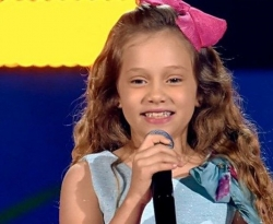 Campinense é a terceira aprovada no programa da Globo 'The Voice Kids'