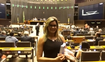 Coordenadora do Procon de Sousa participa de evento no Senado Federal