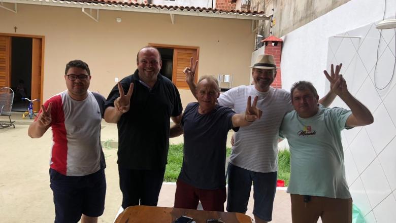 PSB anuncia filiação do presidente da Câmara de Cajazeiras e mais quatro pré-candidatos a vereador